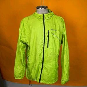 Columbia Men Jacket Omni-Wick Evap sz XL green